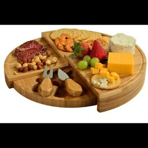 Bamboo cheeseboard - New